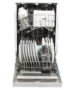Avanti Model DWE1801B Built-In Dishwasher n