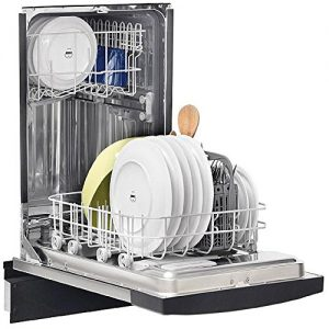 Frigidaire FFBD1821MS 18-inch Stainless Steel Built-In Dishwasher-2