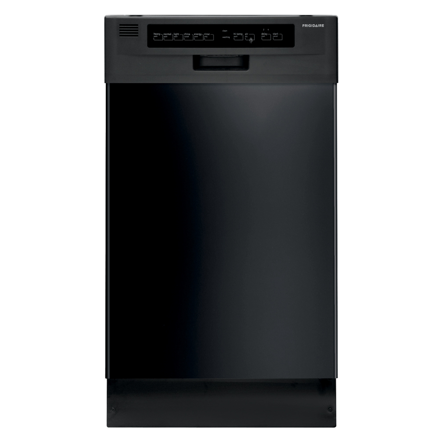 Frigidaire FFBD1821MS 18-inch Stainless Steel Built-In Dishwasher